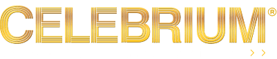 Celebrium™ – Authentic Digital Celebrity Memorabilia Logo