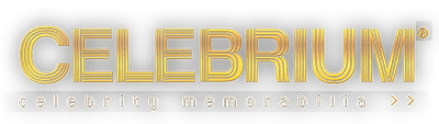 Celebrium® – Authentic Digital Celebrity Memorabilia Logo